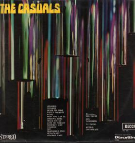 CASUALS - the casuals