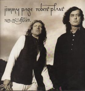 JIMMY PAGE & ROBERT PLANT - no quarter
