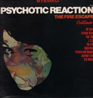FIRE ESCAPE - psychotic reaction