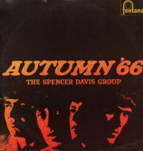 SPENCER DAVIS GROUP - autumn`66