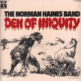 NORMAN HAINES BAND - den of inquity