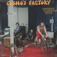 CREEDENCE CLEARWATER REVIVAL - cosmo`s factory