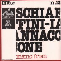 SCHIAFFINI - LANNACCONE -  Memo From