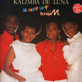 BONEY M . -  Kalimba De Luna - 16 Happy Songs