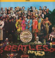 BEATLES - sgt.pepper`s lonely hearts club band