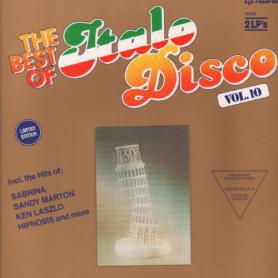 VARIOUS - The Best Of Italo-Disco Vol. 10